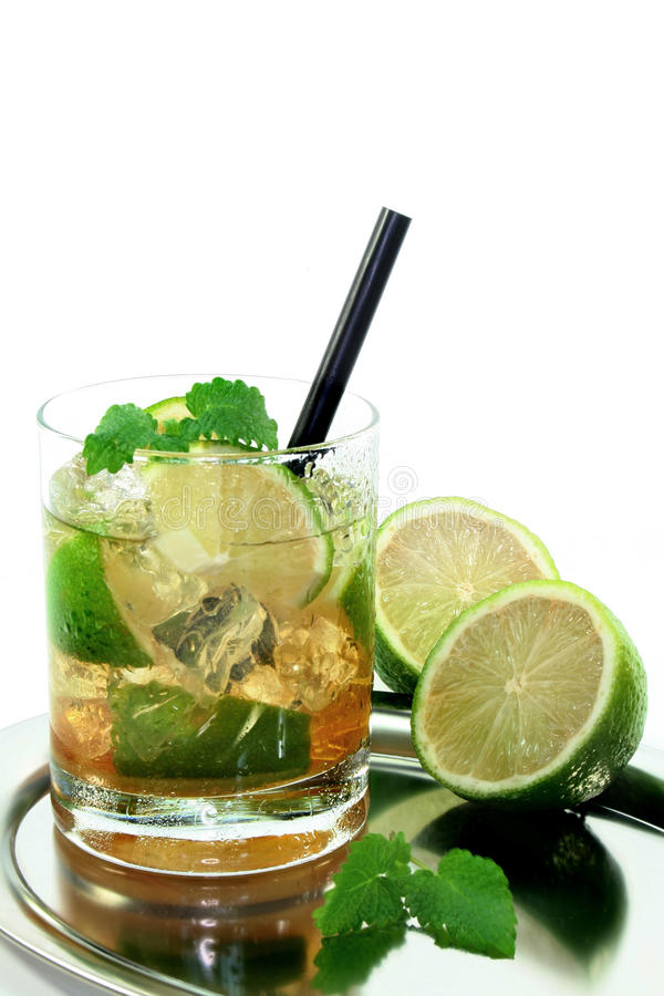 Download Mojito stock image. Image of fruit, drink, cold, mixed - 13567673