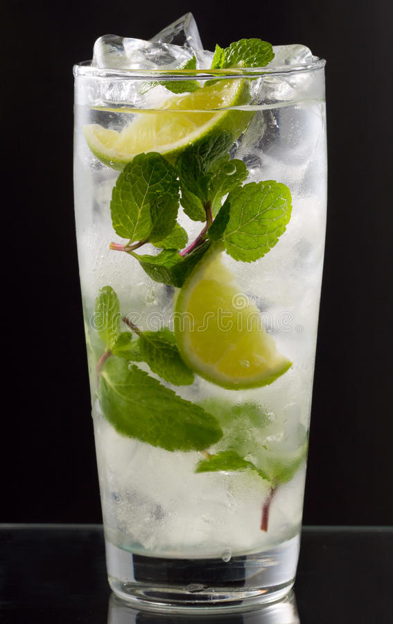 Download Mojito cocktail stock image. Image of water, cocktail - 22760527