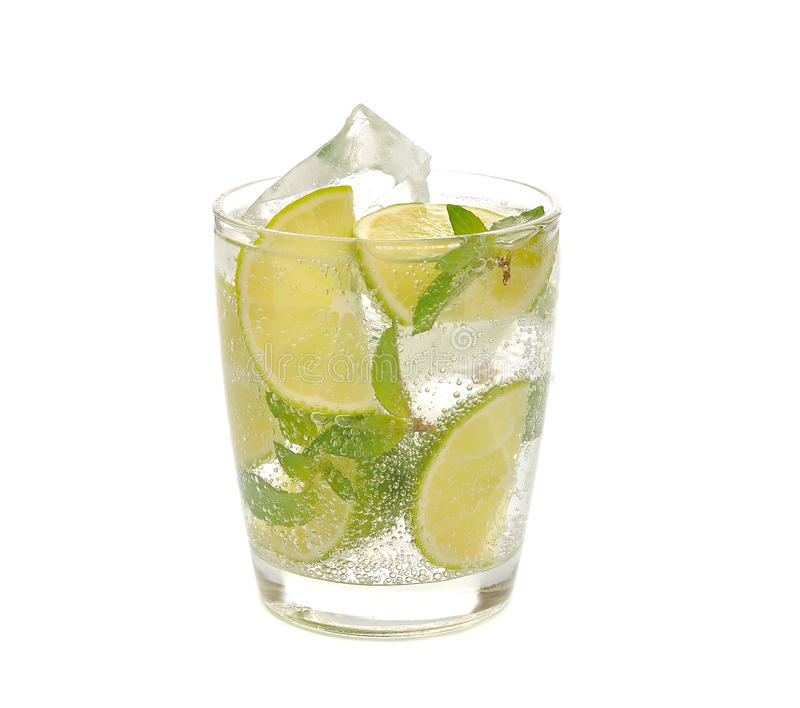 Mojito Cocktail stockbilder