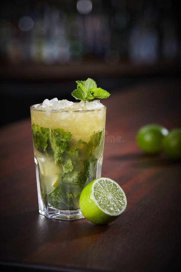 Mojito cocktail stock foto