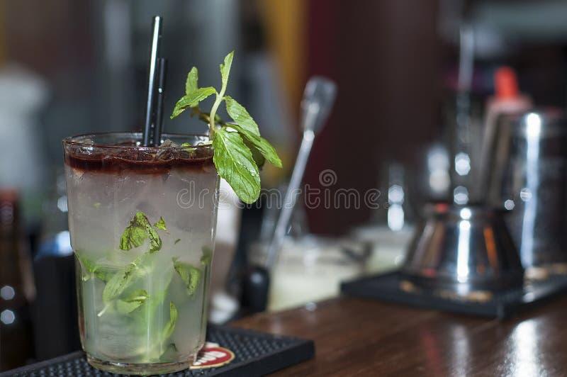 Mojito cocktail fotos de stock