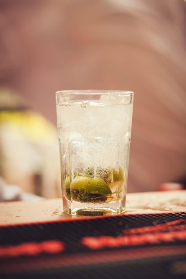 Mojito cocktail images libres de droits