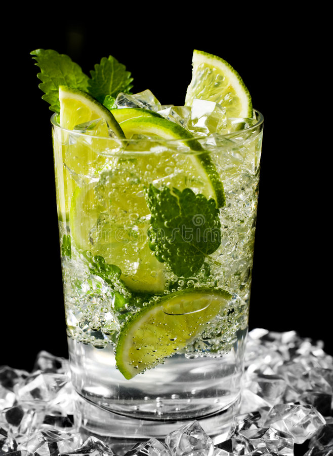 Free Mojito Cocktail Stock Photos - 8302423