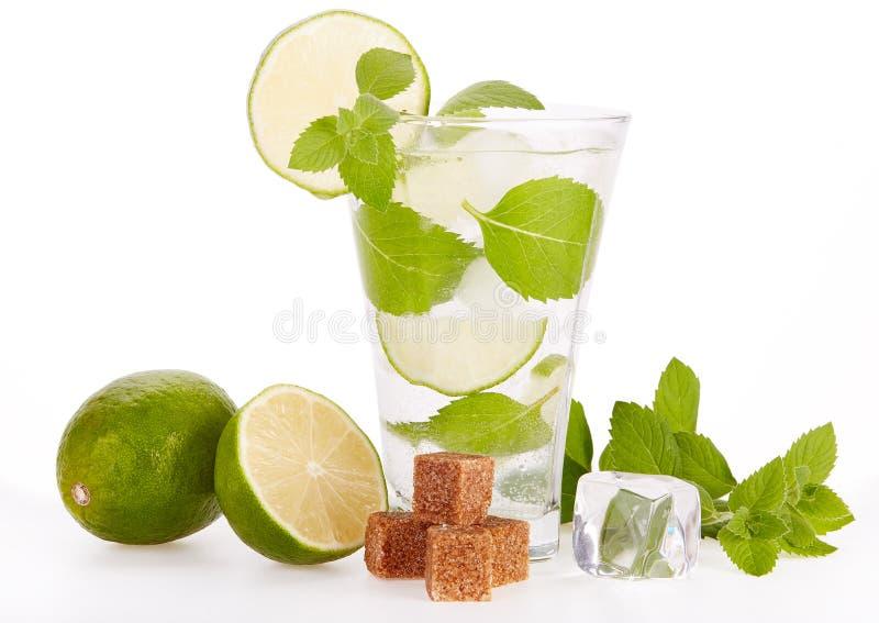 Mojito cocktail fotografie stock