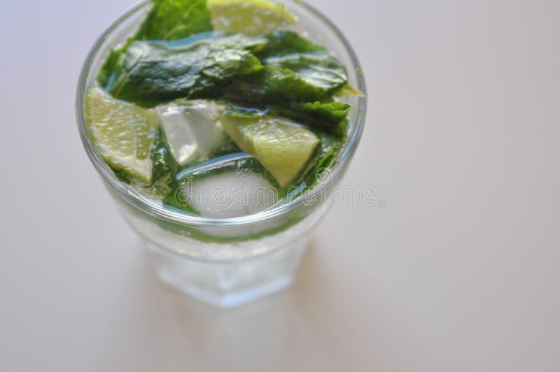 Mojito cocktail fotografía de archivo