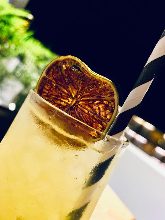 Mojito Cocktail w pobliżu zdjęcia stock