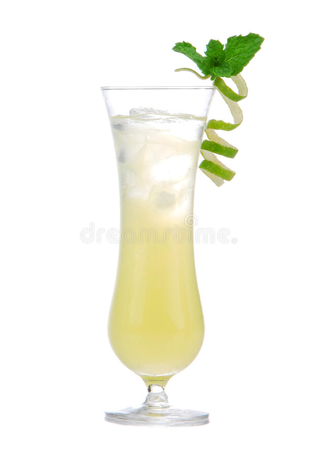 Mojito de boissons de cocktail d'été, margarita photos stock