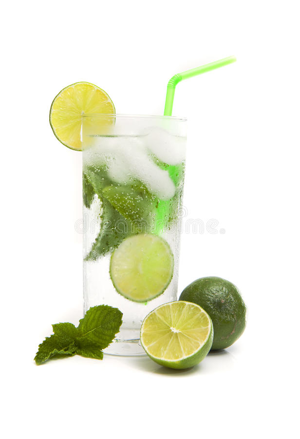 mojito de cocktail images stock