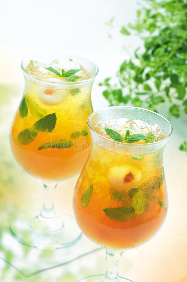 Mojito tropical photo stock