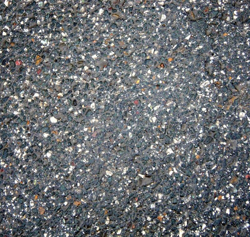 mokry asfaltowy grey zdjęcie royalty free