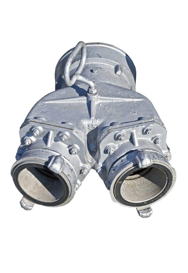 Download Mokrzy pożarniczy hydranty zdjęcie stock. Obraz złożonej z adaptacja - 21418144