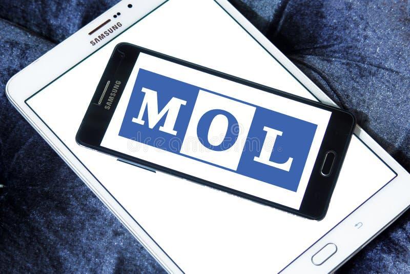Mol运输商标 免版税库存照片