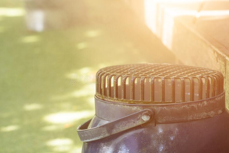 Mola de espalhamento do humidificador industrial fotografia de stock royalty free