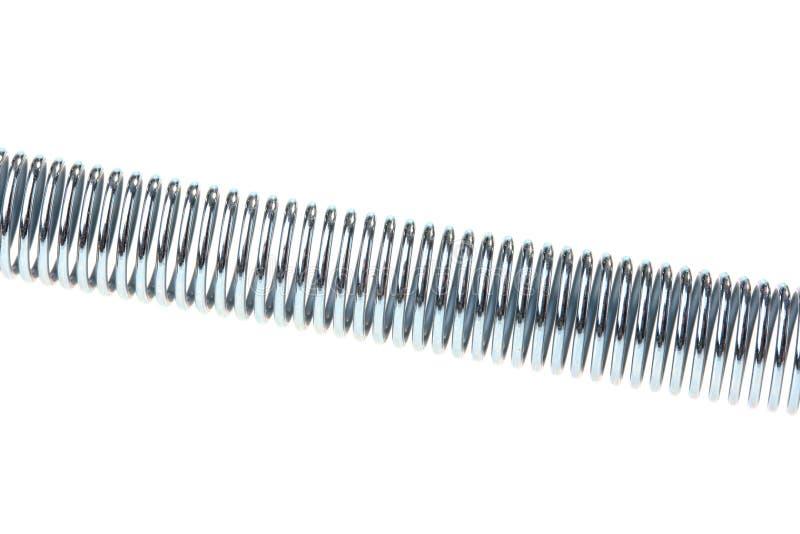 Mola espiral fotografia de stock