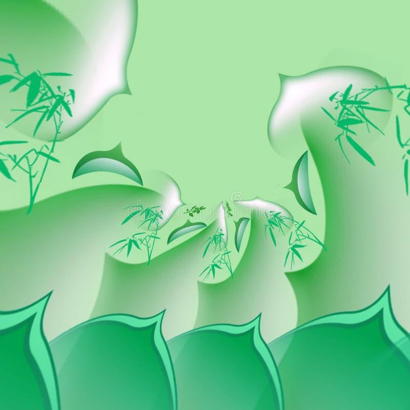 Mola. Fundo da abstracção. ilustração royalty free