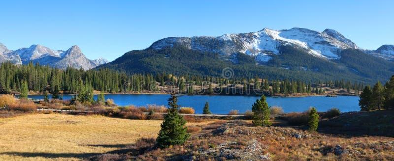 Molas lac, le Colorado photographie stock