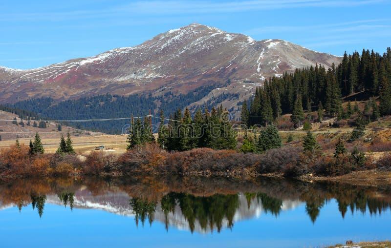 Molas lake royalty free stock image