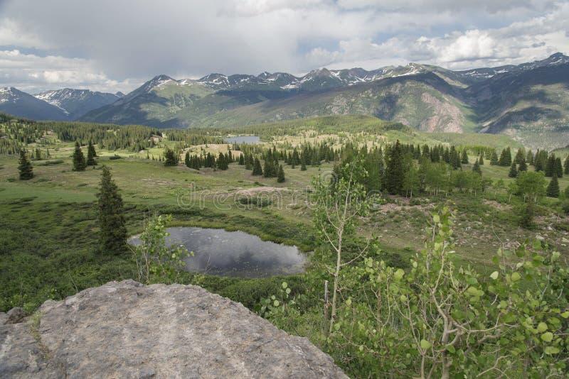 Molas Pass, Colorado royalty free stock photography