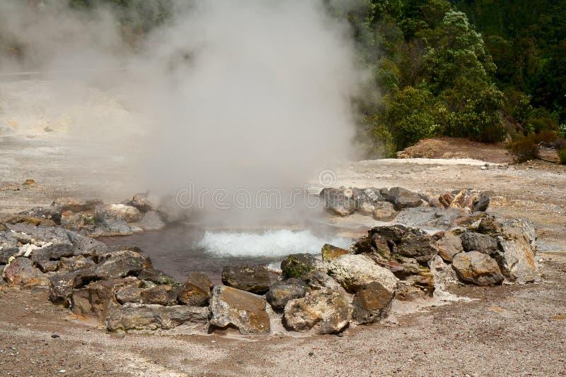 Download Molas térmicas da fumarola foto de stock. Imagem de molas - 29844020