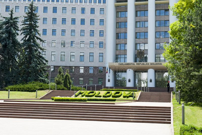 Moldau chisinau photographie stock