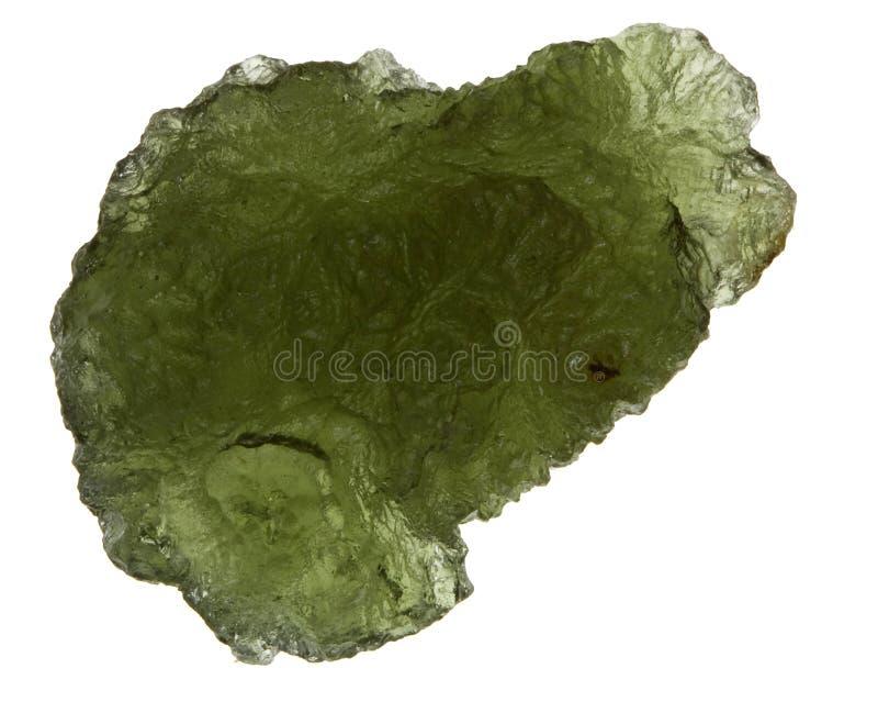 Moldavite stock images