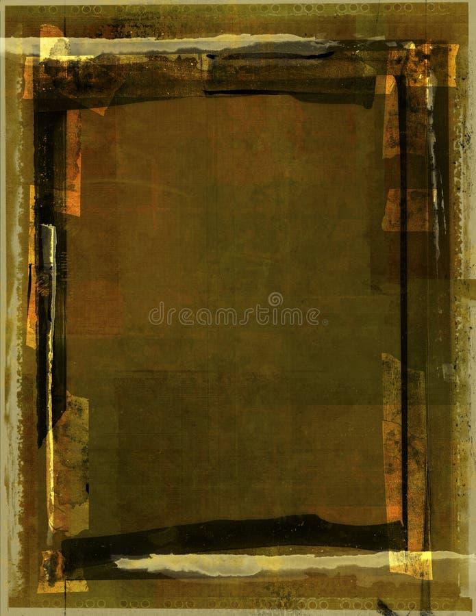 molde ilustração stock