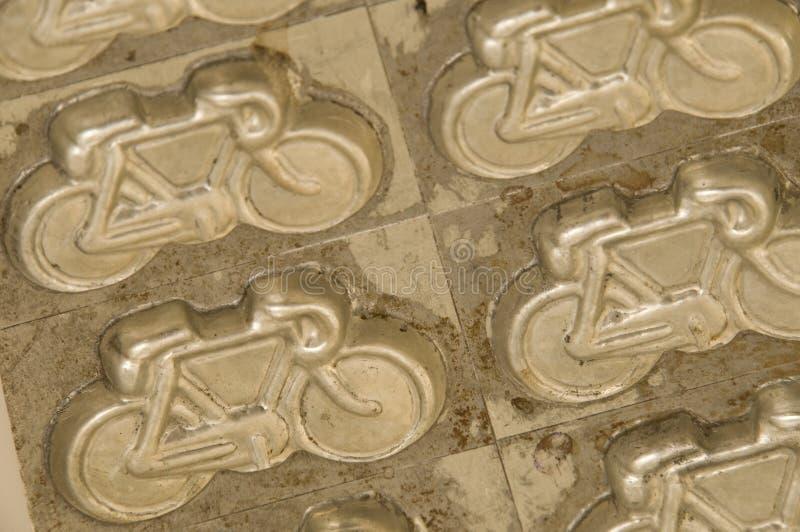 Download Molde de la bicicleta imagen de archivo. Imagen de ruedas - 7280595