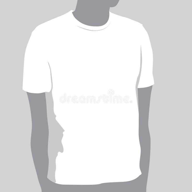 Molde do t-shirt