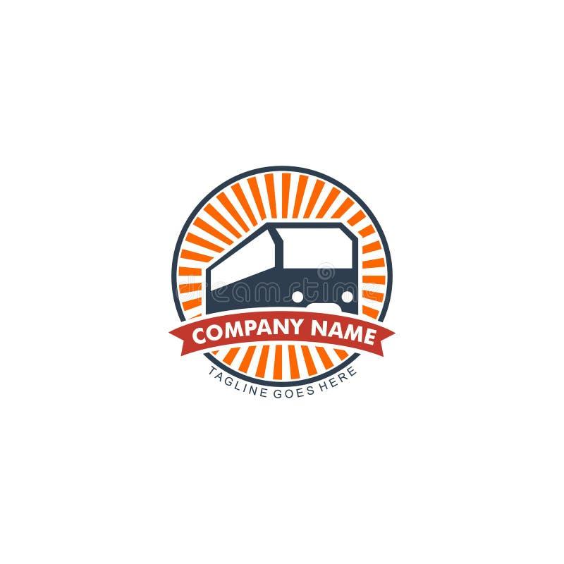 Molde original do logotipo do carro Vetor editable ilustração stock