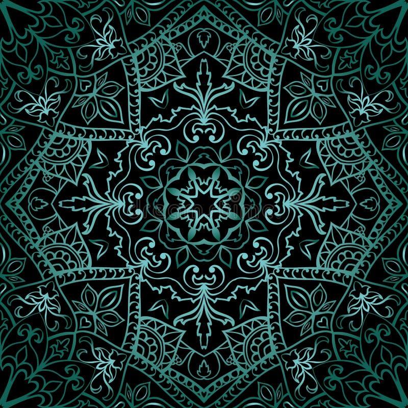 molde para a matéria têxtil ilustração royalty free