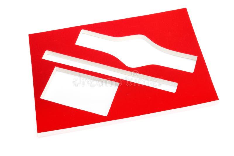 Download Molde vermelho imagem de stock. Imagem de vida, vermelho - 26506617