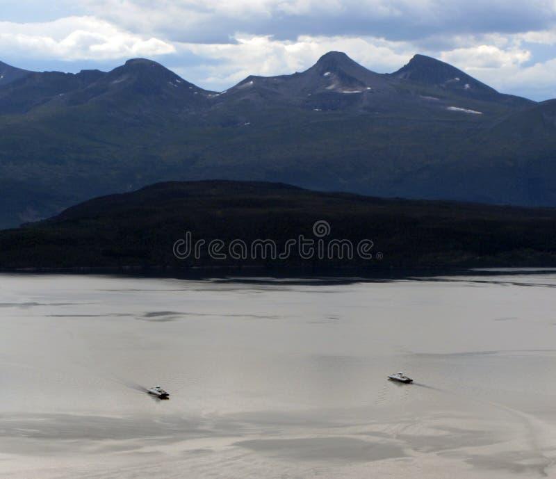 Moldefjord стоковое фото