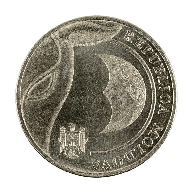 new coin! for free 1 leu Republic of Moldova Coin