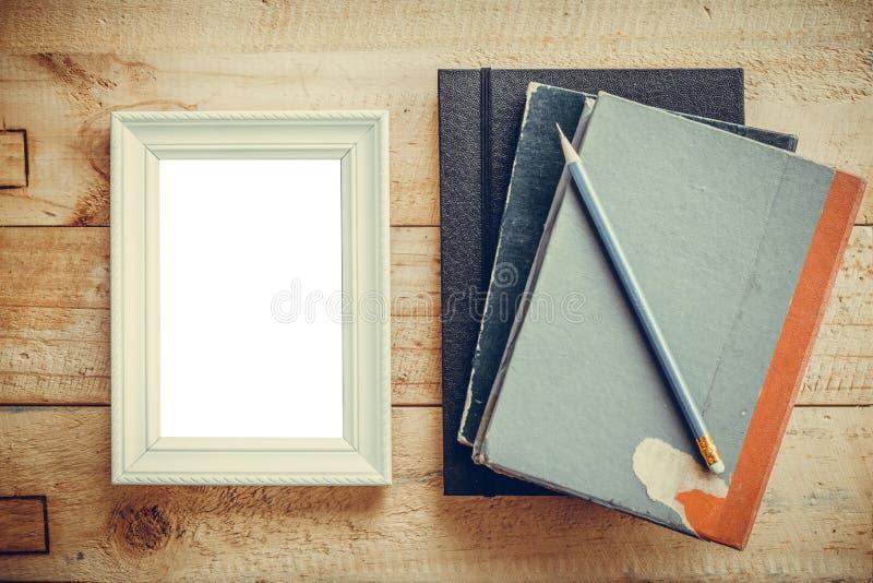Moldura para retrato imagem de stock