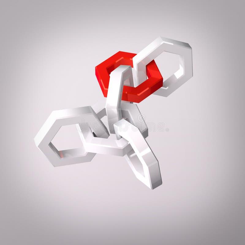 Molecular Structures Stock Photos