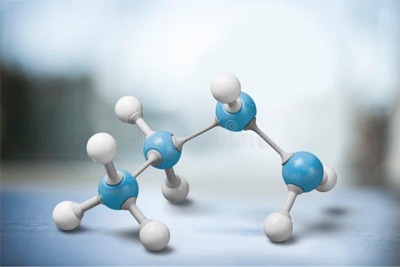 molecule stock illustratie