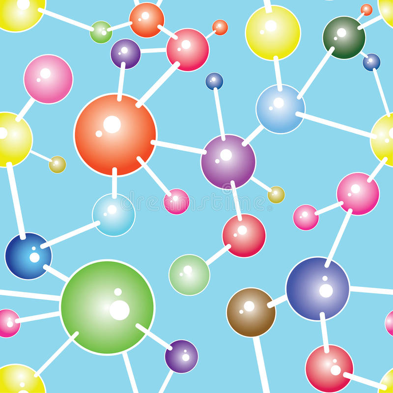 Download Molecule Communication Background Vector Illustration Stock Vector - Image: 33327471