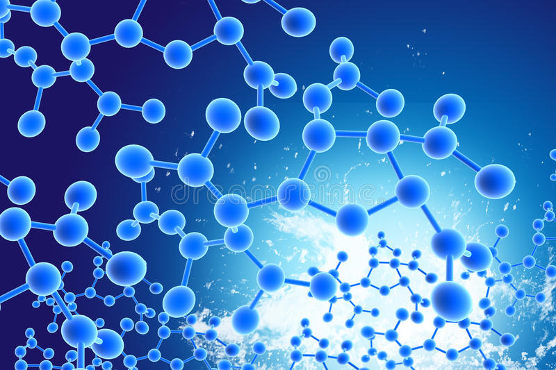 Download Molecules Stock Photography - Image: 14418982