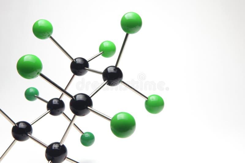 molekuła zdjęcia stock