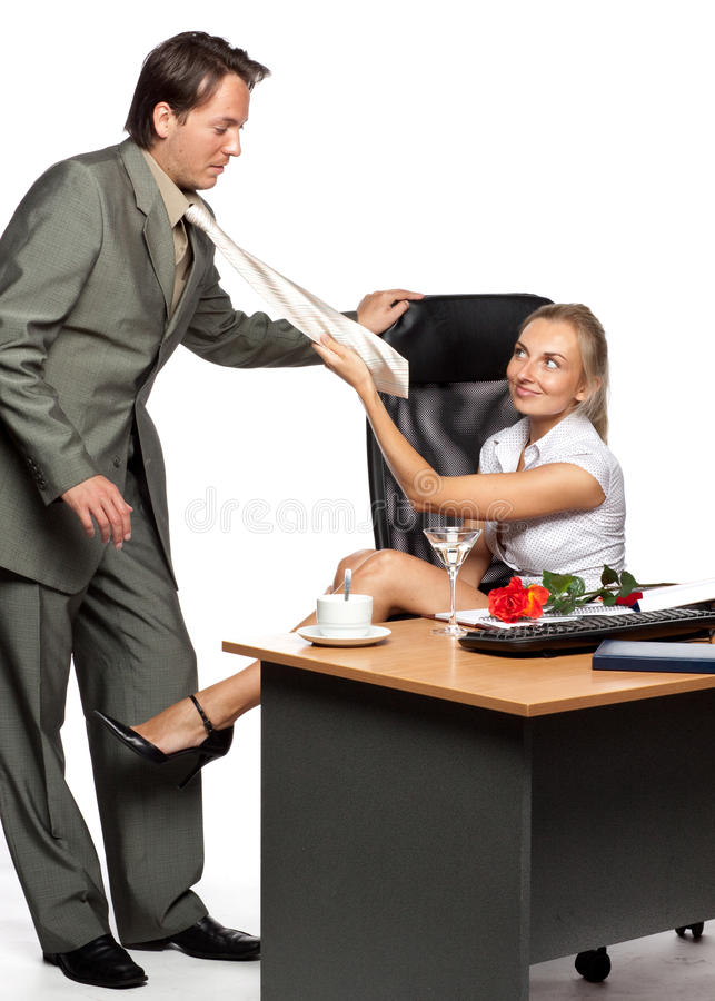 Molestia sessuale immagini stock