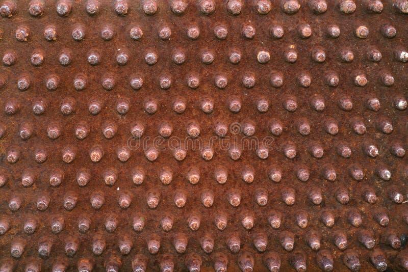 Molettes rouillées ! photo libre de droits