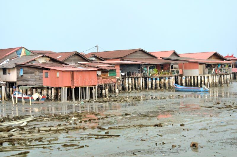 Moli del clan di Penang immagini stock
