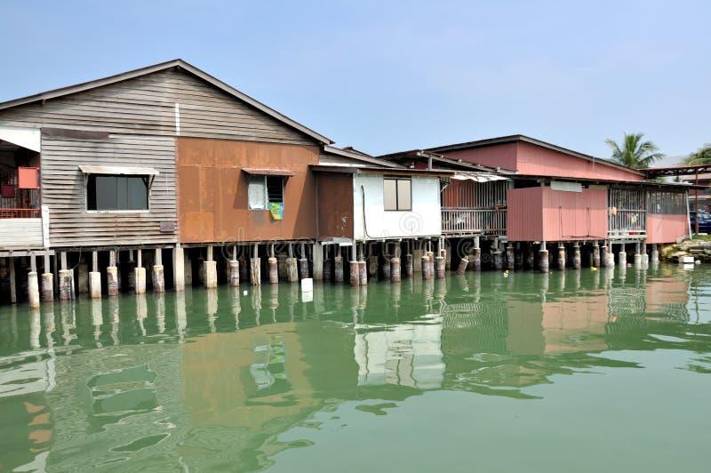 Moli del clan di Penang fotografie stock