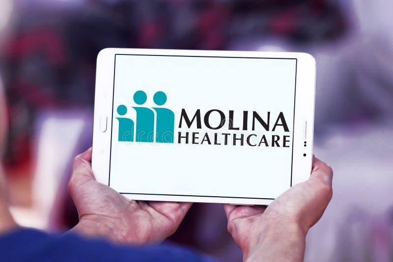 Molina sjukvårdföretag royaltyfri fotografi