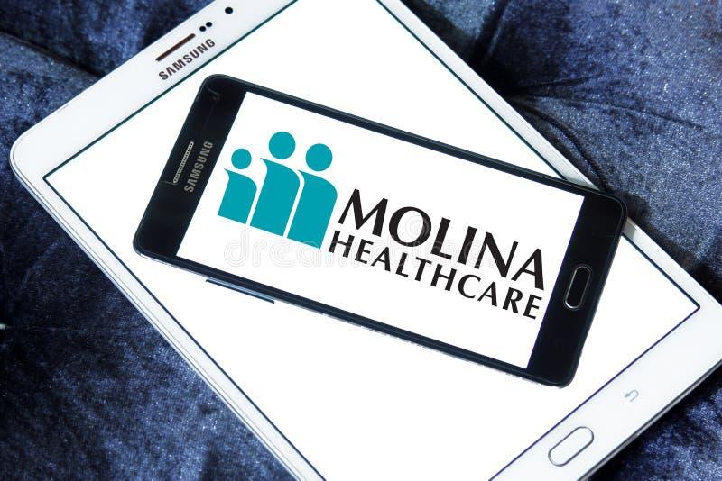 Molina sjukvårdföretag royaltyfri bild