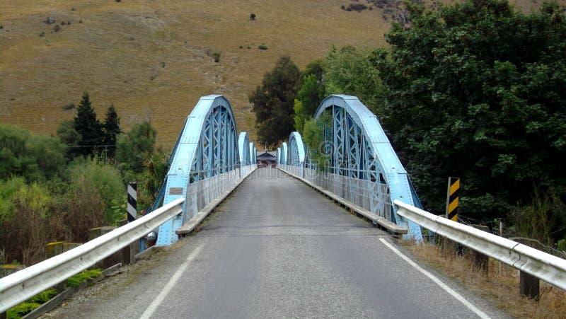 Molineros Otago central plano fotos de archivo