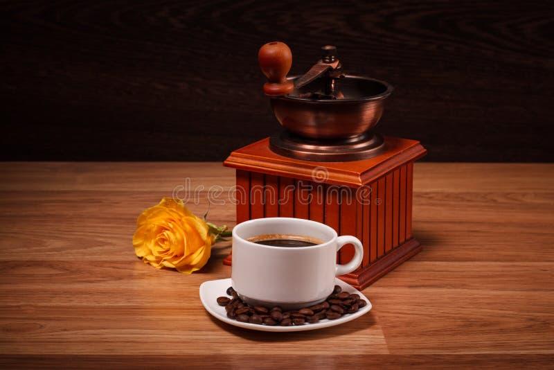 Molino de café fotos de archivo libres de regalías