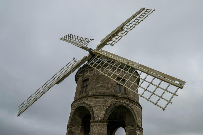 Molino de viento de Chesterton, Reino Unido imagen de archivo