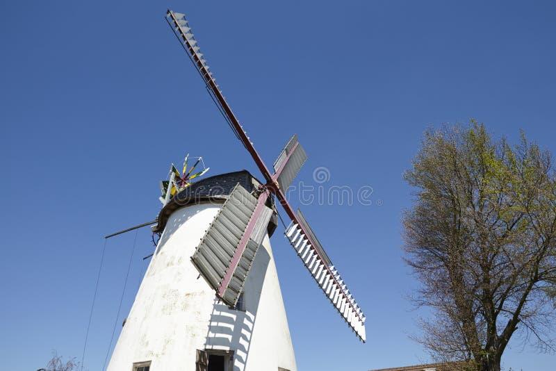 Molino de viento Minden, Alemania de Stemmer fotografía de archivo libre de regalías