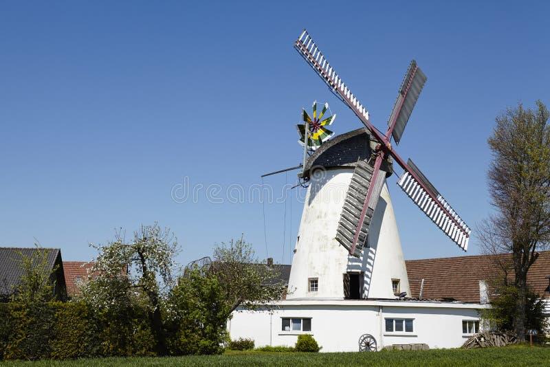 Molino de viento Minden, Alemania de Stemmer foto de archivo libre de regalías